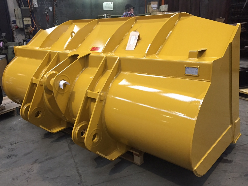 Wheel Loader Bucket-W170