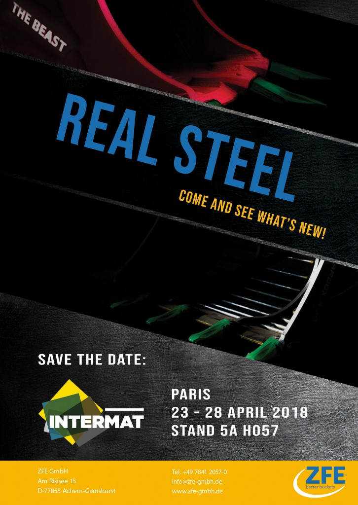 Intermat 2018 Invitation
