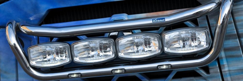 LKW-Zubehör-Renault T Scheinwerferbügel
