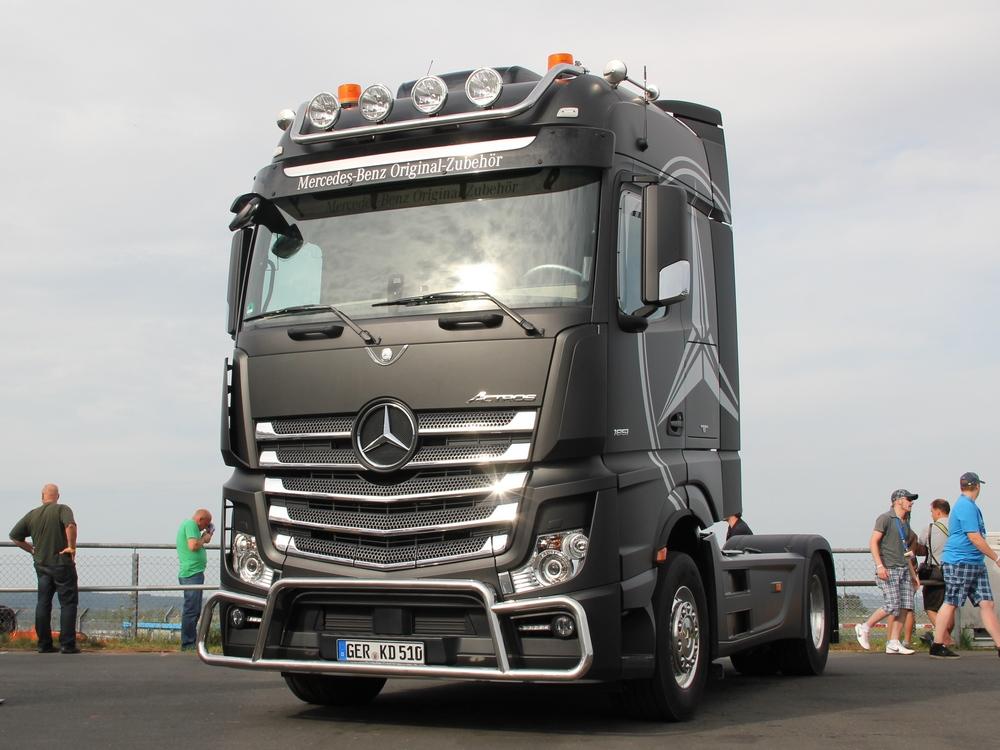Mercedes-benz-Edelstahlzubehör