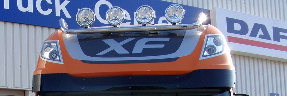 Scheinwerferbügel DAF XF
