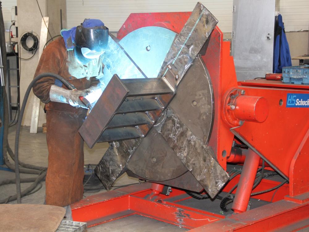 Stahlbau Schweisser