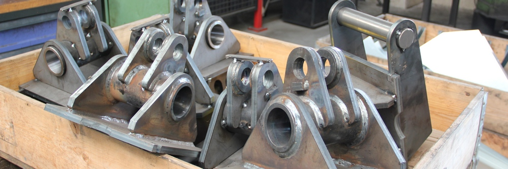Stahlbau-Stützfüsse