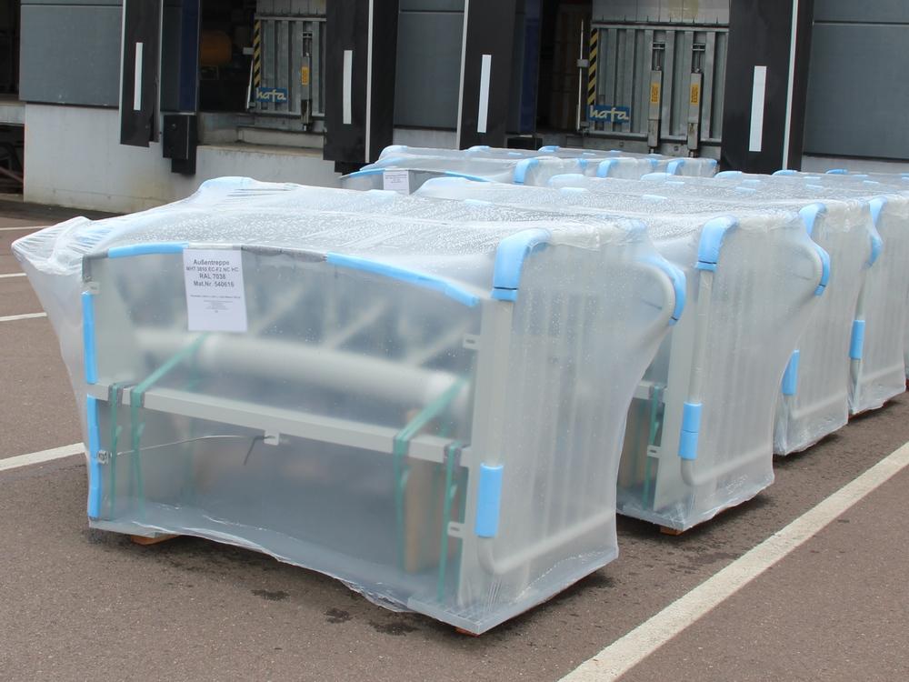 Systemlieferant Logistik