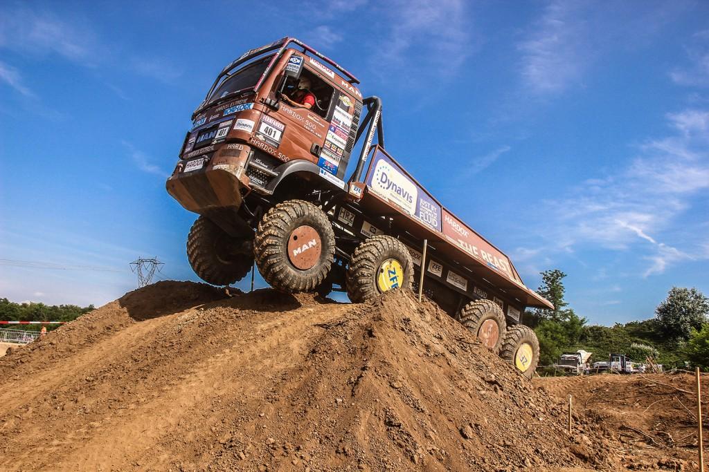 Truck Trial 2018 | Lauf 3 | Oleggio, Italien