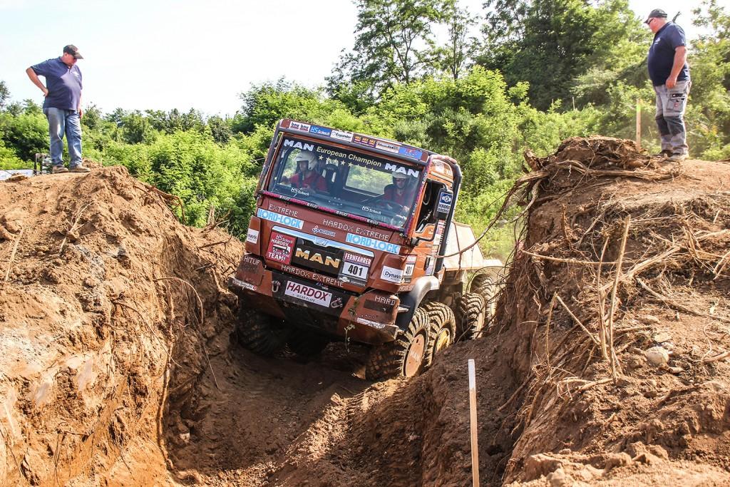 Truck Trial 2018   Lauf 3   Oleggio, Italien