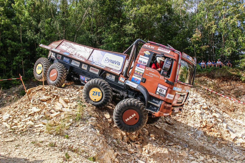 Truck Trial Lauf 4-1