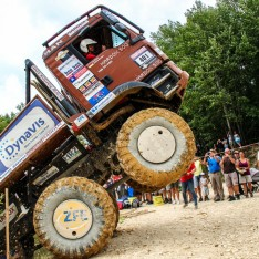 Truck Trial Lauf 4-3