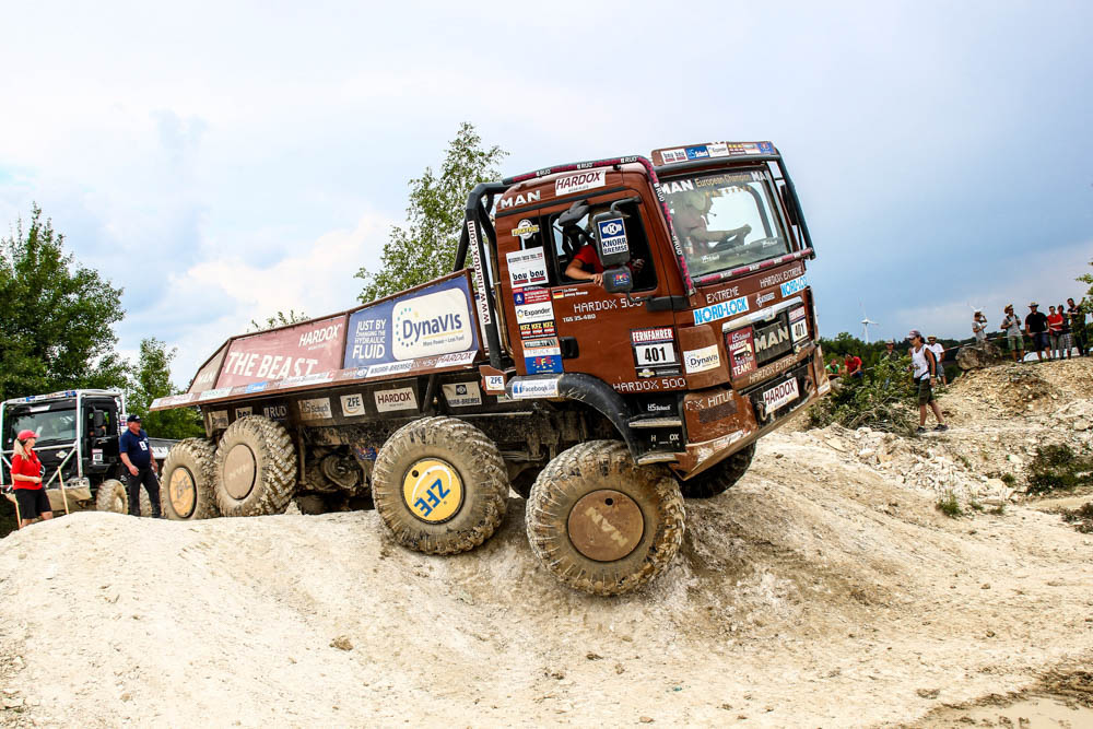 Truck Trial Lauf 4-8