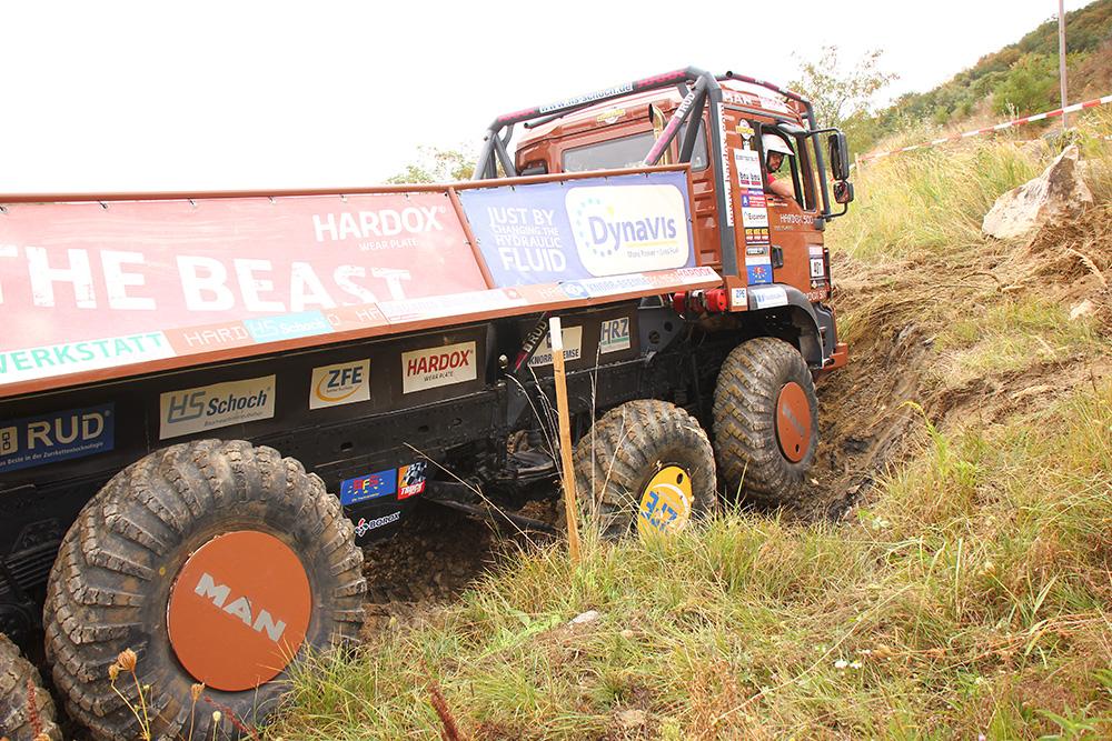 Truck Trial Lauf 5