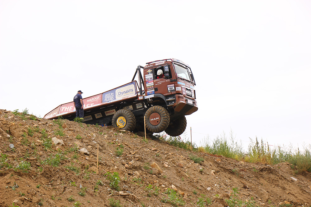 Truck Trial Lauf 5_4