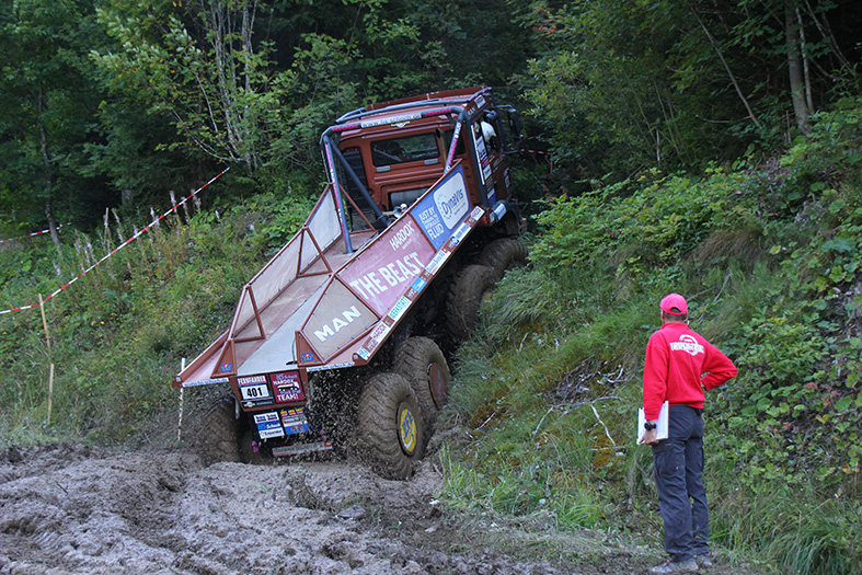 Truck Trial Lauf 6_1