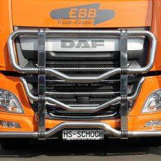Rammschutzbügel / Bullfänger für den neuen DAF XF / Euro 6