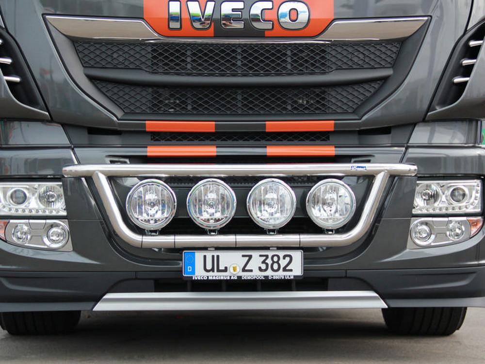 Iveco Hiway Frontlampenbuegel