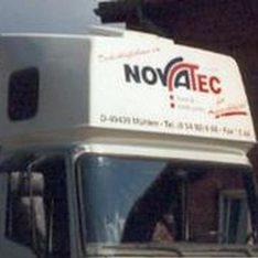 Dachschlafkabine Topsleeper Iveco Eurocargo