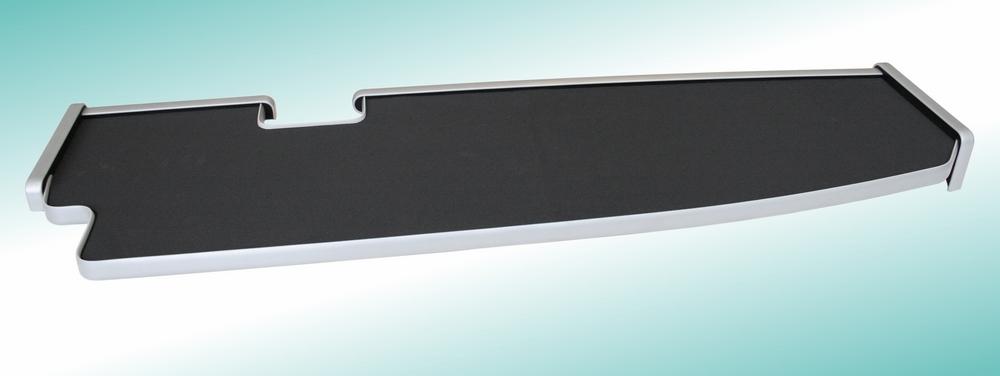 Ablagetisch LKW Ablage XXL für MAN TGX TGX Euro 6 , schwarz mit Ausschnitt