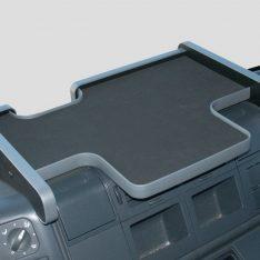 Ablagetisch LKW-Tisch MAN TGA-L-LX-M-OBU-Ausschnitt