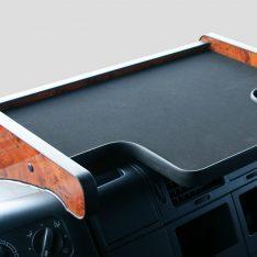 Ablagetisch LKW-Tisch MAN TGA-L-LX-M-wurzelholzdesign