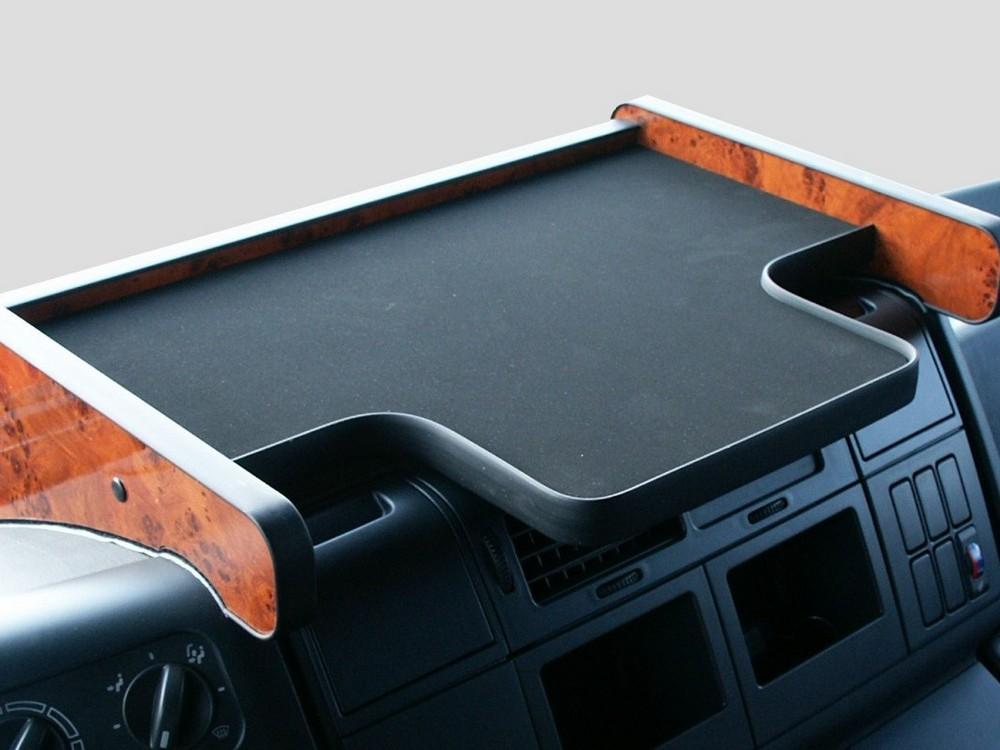 ablagetisch lkw ablage f r man tgl wurzelholz hs schoch. Black Bedroom Furniture Sets. Home Design Ideas