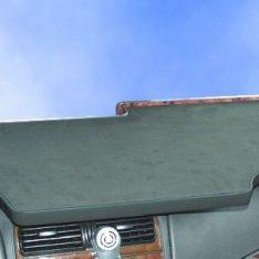 Ablagetisch LKW-Tisch XXL Mercedes-Benz Actros MP2 MP3 wurzelholz LKW-Ablage Telematics