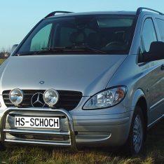 Bullfaenger Mercedes-Benz Viano Vito Rammschutzbuegel