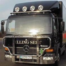 Bullfaenger Rammschutzbuegel Mercedes-Benz Atego