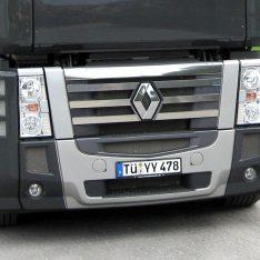 Edelstahlapplikation Renault Magnum Truckstyling LKW-Zubehoer