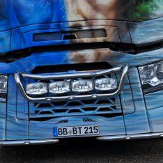 Frontlampenbuegel Renault T Range Lampenbuegel Frontbuegel