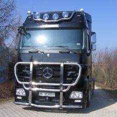 Mercedes-Benz Actros MP3 Bullfaenger Kuhfaenger Rammschutzbuegel