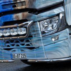 Renault T BumbBars Frontbars Frontschutzrohre