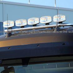 Renault T Dachlampenbuegel-Scheinwerferbuegel Topbuegel Top mit Schellen