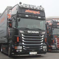 Scania R 2010 2014 Dachlampenbuegel-Scheinwerferbuegel Topbuegel Hydra