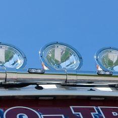 Scania R 2010 2014 Highline Scheinwerferbuegel Dachlampenbuegel Topbuegel mit Schellen
