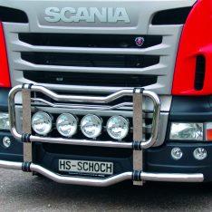 Scania R 2010-2014 MINI Bullfaenger Kuhfaenger Rammschutzbuegel