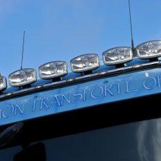 Scheinwerferbügel Dachlampenbügel LKW Lampenbügel, Dachbügel Frontbügel TopBügel für Renault T.