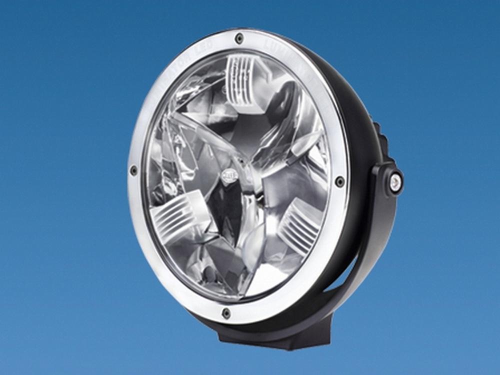 HELLA Luminator LED Scheinwerfer Zusatzfernscheinwerf