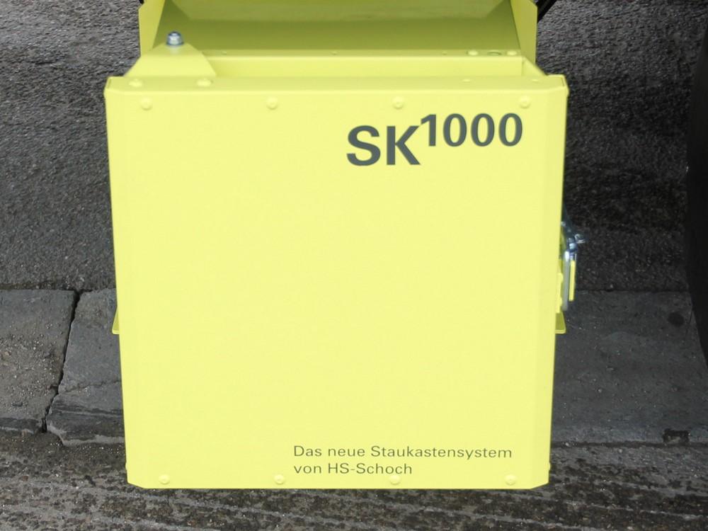 SK1000 Rungenkasten