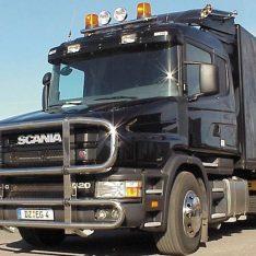 Scania 4er Baureihe 4 Hauber Bullfaenger Mega Rammschutzbuegel Kuhfaenger