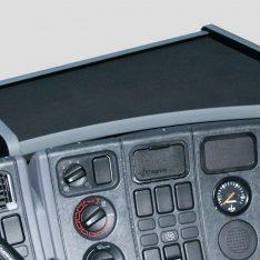Scania 4er Reihe Hauber Ablagetisch LKW-Tisch LKW-Ablage schwarz