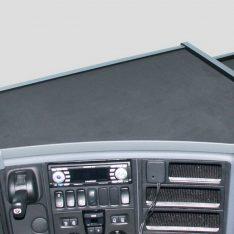 Scania Baureihe R Ablagetisch LKW-Tisch LKW-Ablage schwarz