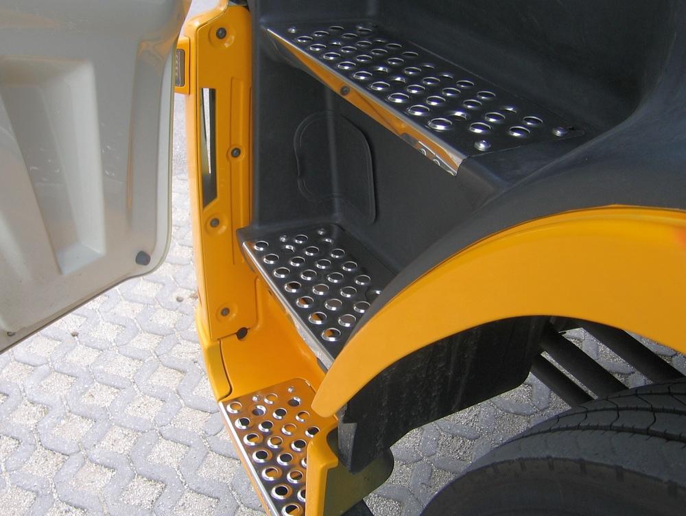 Fahrerhausauftritt Volvo FH