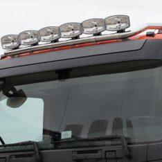 Volvo FH Scheinwerferbügel Flachdach Dachlampenbügel