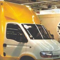 Renault Mascott / Master