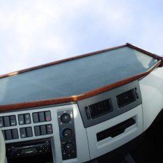 Volvo FE 2007 LKW-Tisch LKW-Ablage wurzelholz