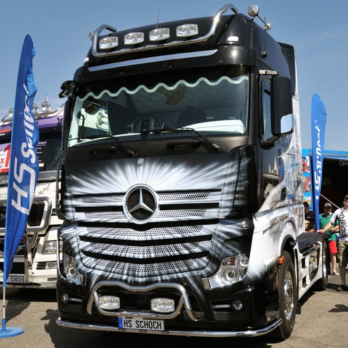 mercedes benz actros lkw zubeh r hs schoch. Black Bedroom Furniture Sets. Home Design Ideas