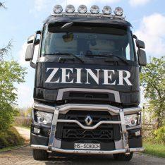 Bullfänger Kuhfänger Rammschutzbügel MINI für Renault T