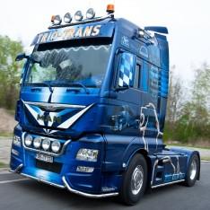 MAN TGX / MAN TGS Euro 6