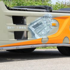 Sidebar Seitenschwellerrohr Mercedes-benz-Actros-MP4