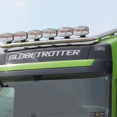 Volvo FH 2013 Euro6 Scheinwerferbügel Top Dachlampenbügel