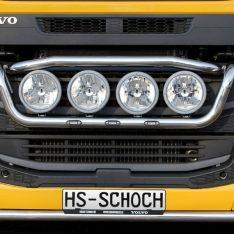Volvo FM4 2014 Euro 6 Scheinwerferbügel Lampenbügel Frontbügel